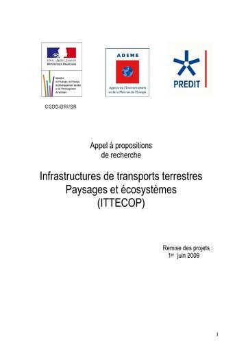 2009 APR ITTECOP