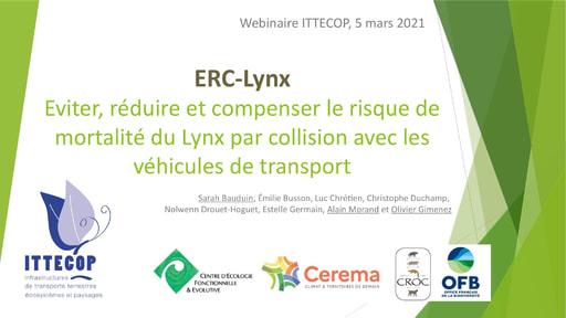 2021 03 05 webinaire ERC Lynx