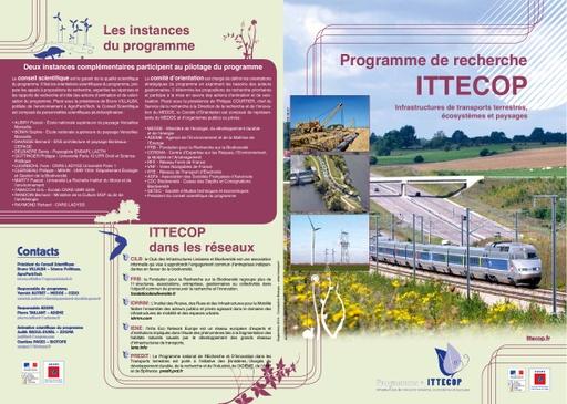 Plaquette ITTECOP 2014