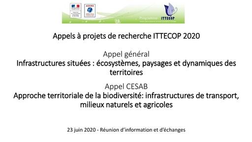 APR 2020 ITTECOP Reunion info