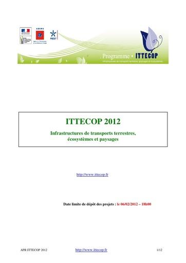 2012 APR ITTECOP